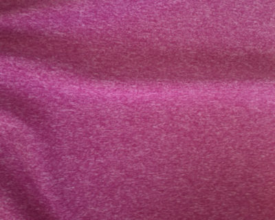 Magenta Cationic Heathered Stretch Fabric, heathered spandex fabric, heathered stretch fabric, heathered yoga fabric, heathered activewear fabric, heathered yoga spandex, cationic spandex fabric, heathered cationic spandex