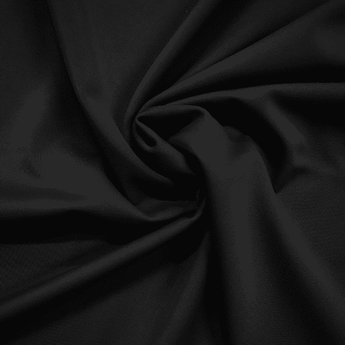 Black Olympus Spandex, black fabric, wholesale black fabric, black activewear fabric, black leggings fabric
