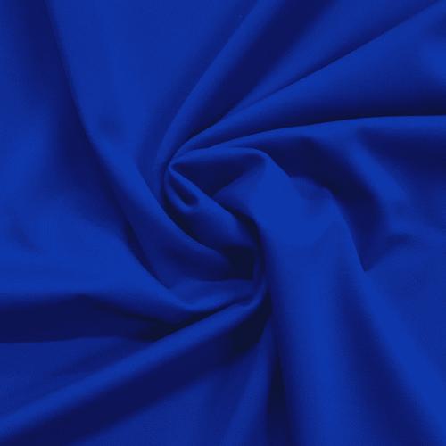 Royal Matte Tricot Spandex, blue fabric, swim fabric, creora higclo fabric, matte fabric