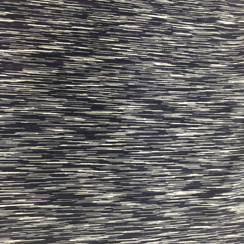 Navy Purple Strata Space Dye Spandex, marbled fabric, yoga fabric, activewear fabric, purple fabric
