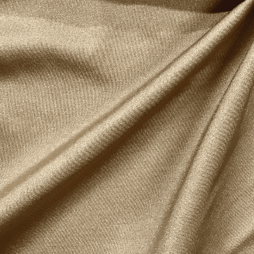 Gold Shiny Tricot Spandex, Gold fabric, shiny gold fabric, cheer fabric, dance fabric, swim fabric