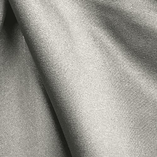 Silver Shiny Tricot Spandex, silver fabric, grey fabric, cheer fabric, swim fabric