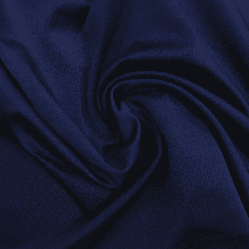 Navy Blue Shiny Tricot Spandex, blue fabric, navy fabric, swim fabric, cheer fabric