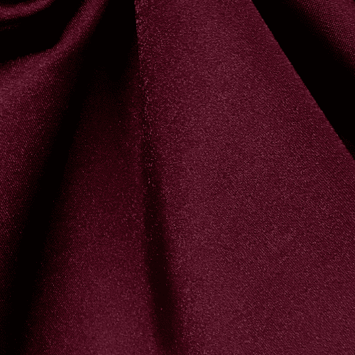 Maroon Shiny Tricot Spandex, red fabric, shiny red fabric, cheer fabric, dance fabric, swim fabric