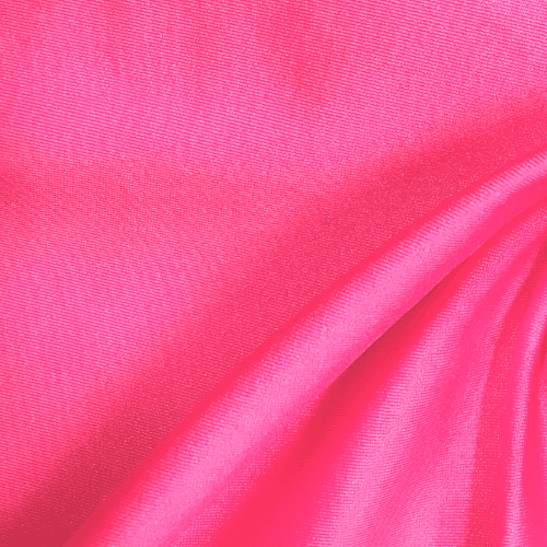 Bubblegum Pink Shiny Tricot Spandex, pink fabric, cheer fabric, swim fabric, shiny fabric,