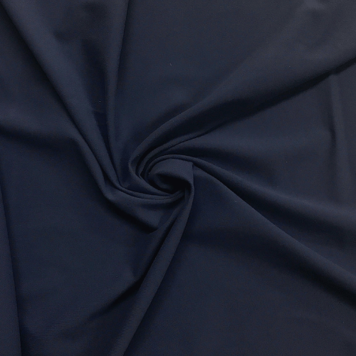 New Navy Moisture Wicking Supplex, blue supplex, blue fabric, navy fabric