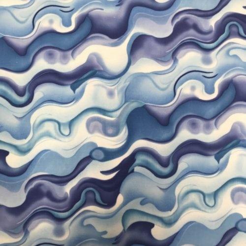 Lava Blue Paper
