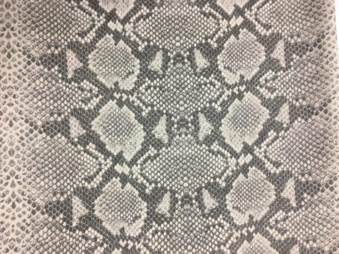 Sleek snake skin fabric, snake skin fabric, snake skin spandex