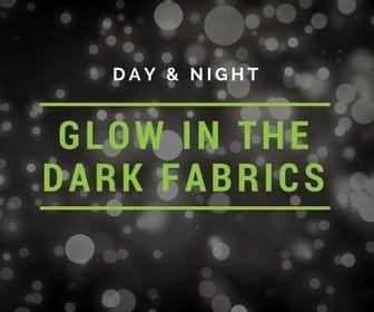 Glow in the dark fabric, rave fabric, black light fabric