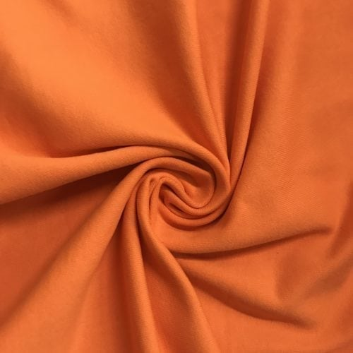 Amni Orange Performance Spandex, Amni Orange Performance Fabric, Orange Spandex