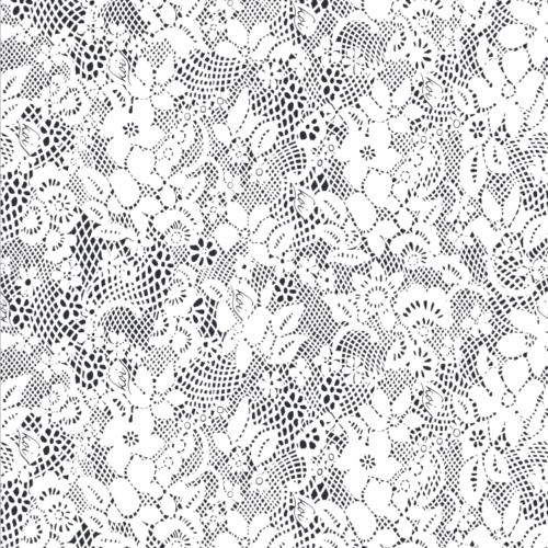 Floral Lace Digital Paper, digital paper fabric, lace print fabric