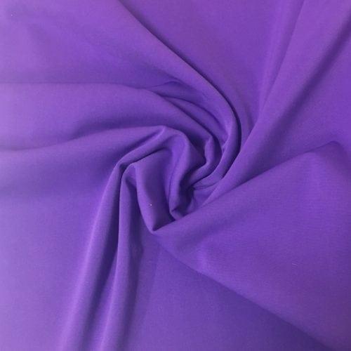 Blossom Drifit Spandex, Purple fabric, discount fabric