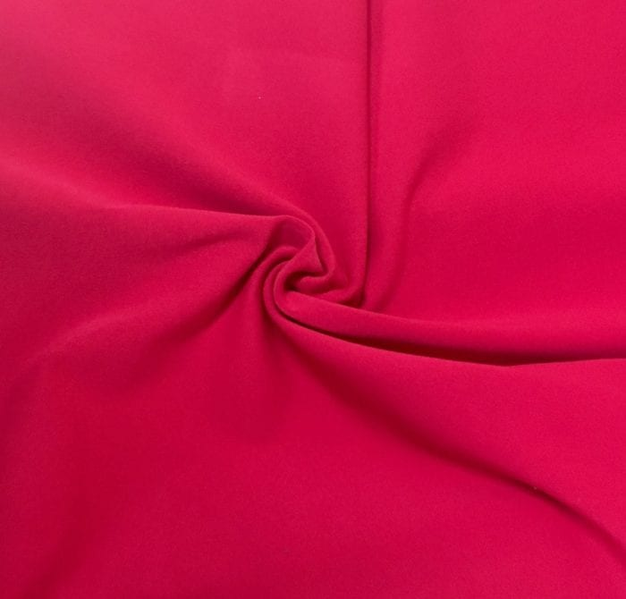 Bright Rose Drifit Spandex, Pink fabric, discount fabric