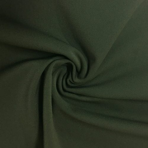 Turtle Drifit Spandex, Army green fabric, discount fabric