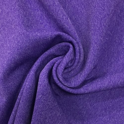 Simply Purple Hybrid Spandex, Purple Fabric, Discount fabric