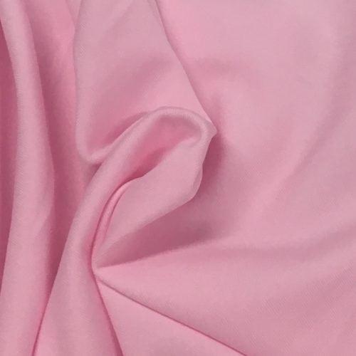 Petal Pink Tactel Spandex, pink fabric, discount fabric