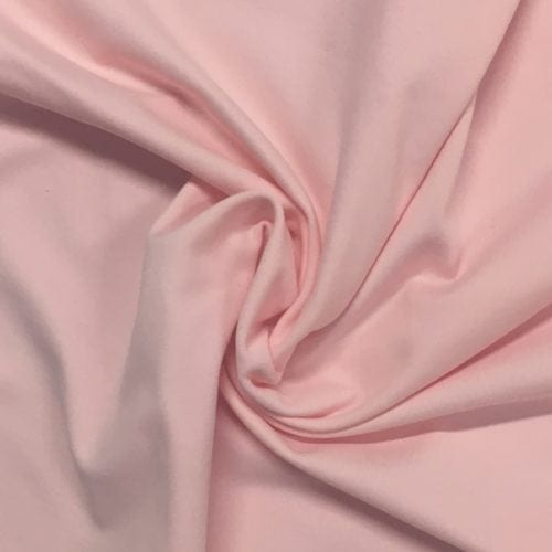 Pink Blush Tactel Spandex, pink fabric, discount fabric