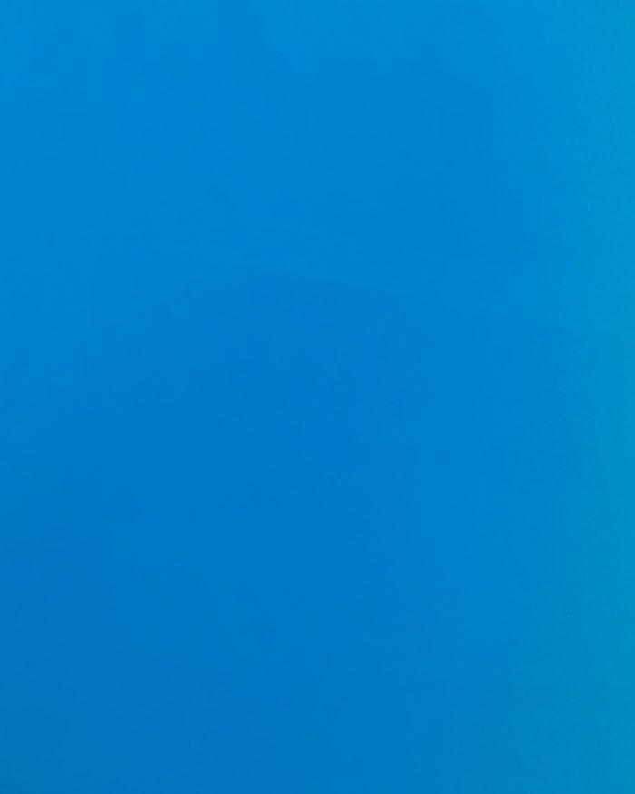 Atomic Blue Tactel Spandex, blue fabric, discount fabric