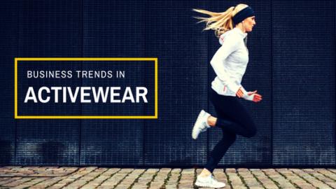 Business Trends in Activewear, business trends, spandex, fabric, activewear, business trends in activewear