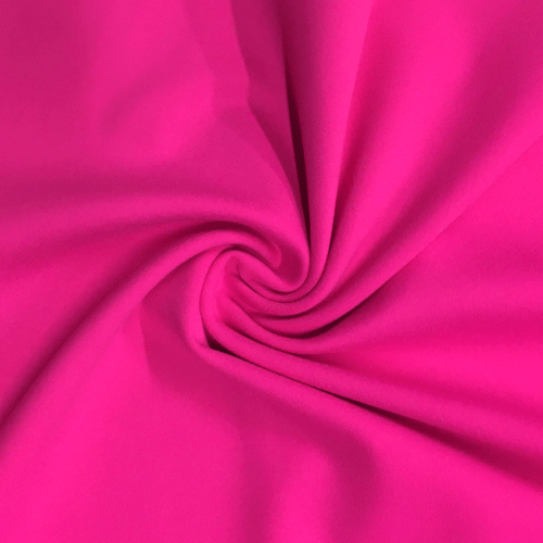 Bright Pink Zen ATY Nylon Spandex, pink fabric, yoga fabric, activewear fabric