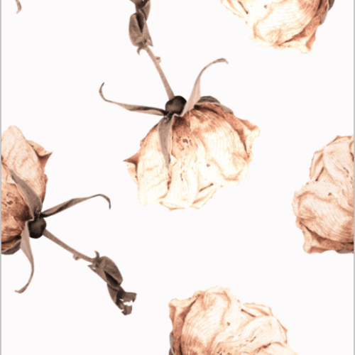 Large Rose Paper Paper, Rose fabric, discount fabric