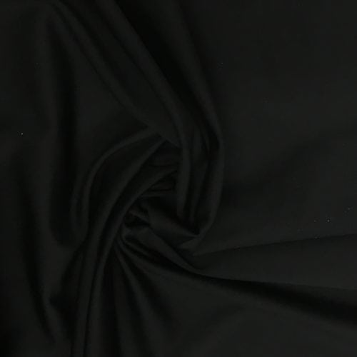 Black Tubular Spandex, Black fabric, black spandex