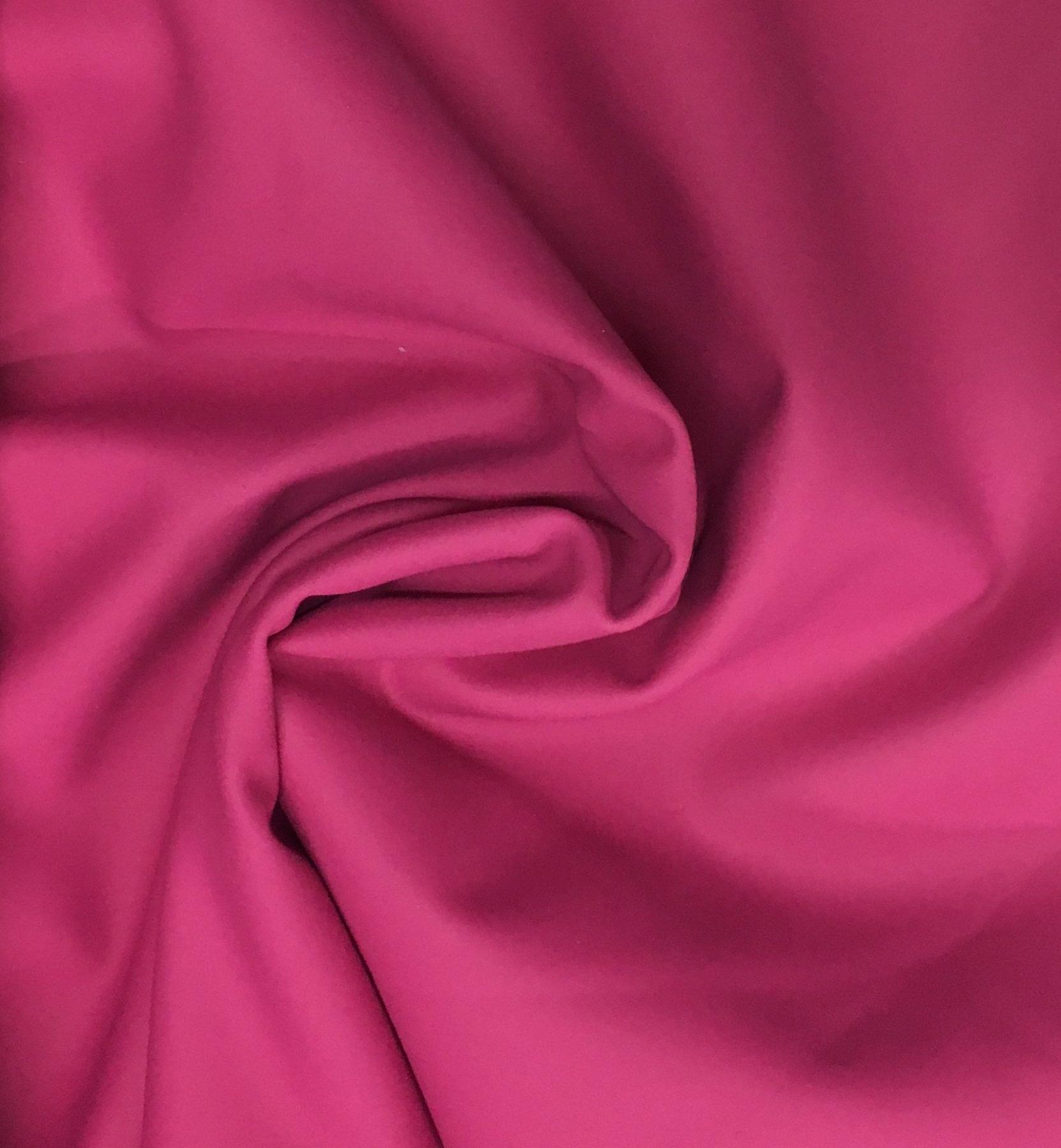 Pink PU Coating Spandex, Pink fabric, pink spandex, Polyurethane fabric, PU fabric
