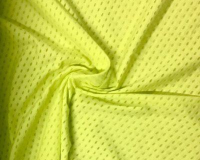 Key Lime Mesh, Green mesh, mesh fabric