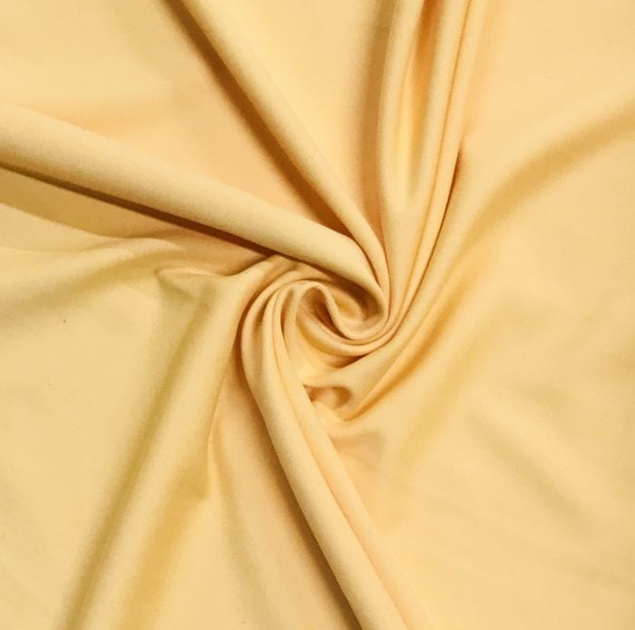 Yellow spandex, yellow fabric, discount fabric