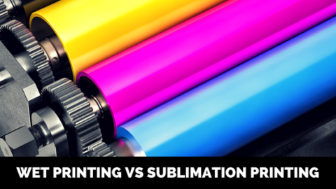 Wet Printing Vs Sublimation Printing