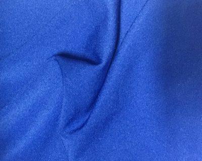Ultra Marine Drifit Spandex, Blue fabric, blue spandex