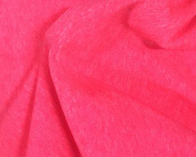 Fiery Coral Hybrid Spandex, pink fabric, pink spandex
