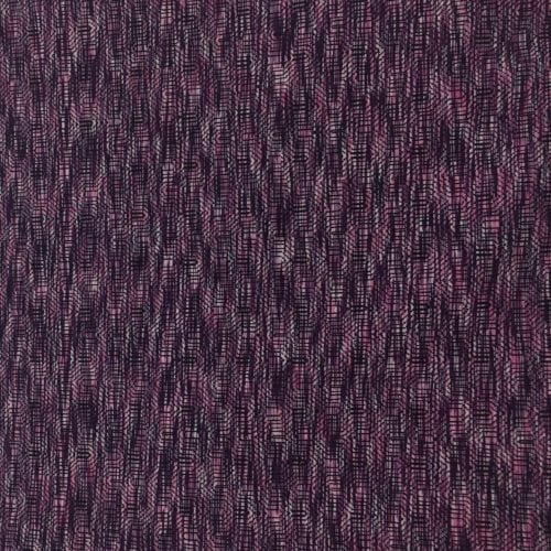 Banded Textured Spandex, textured fabric, speckled fabric