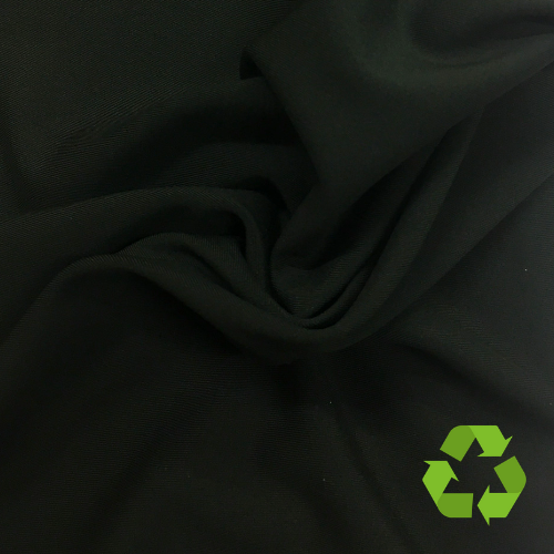 Recycled Poly Base Spandex, recycled fabric, sustainable fabric, eco friendly fabric