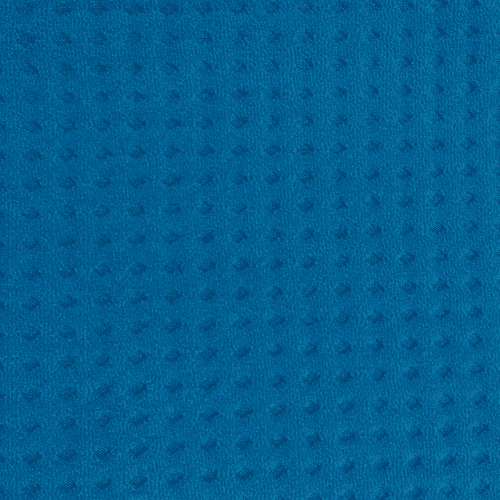 Cerulean Dry Switch Spandex, blue fabric, wicking fabric, heatehred fabric, textured fabric