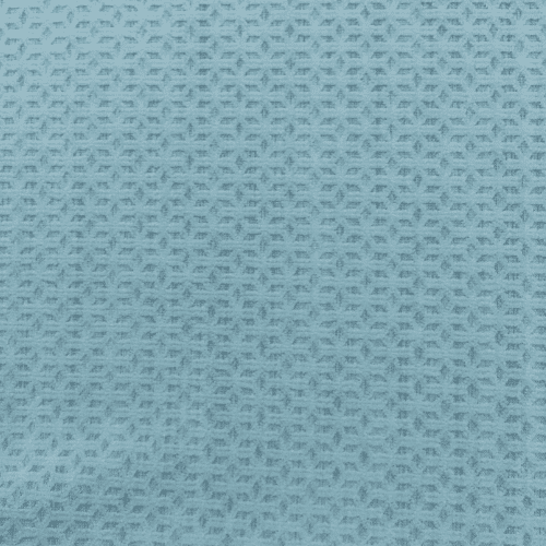 Turquoise Dry Switch Spandex, blue fabric, textured fabric, wicking fabric