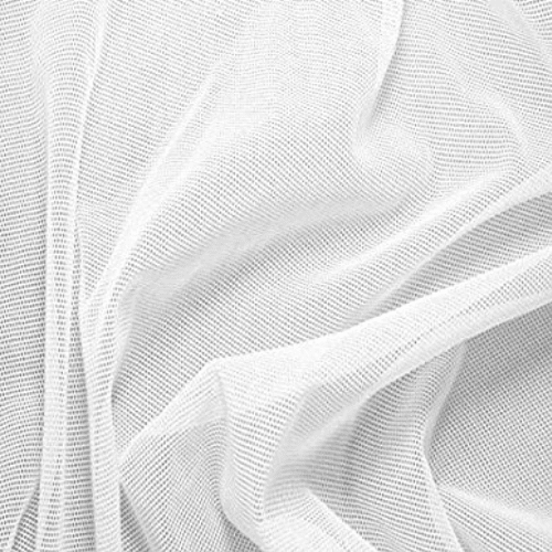 Printable Breeze Mesh, Printable Mesh Spandex, mesh fabric, white mesh, activewear mesh