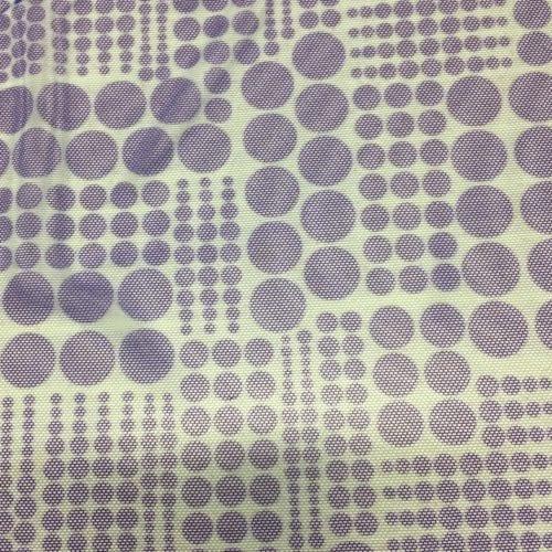 Mod Dot Mesh, mesh fabric, dot fabric