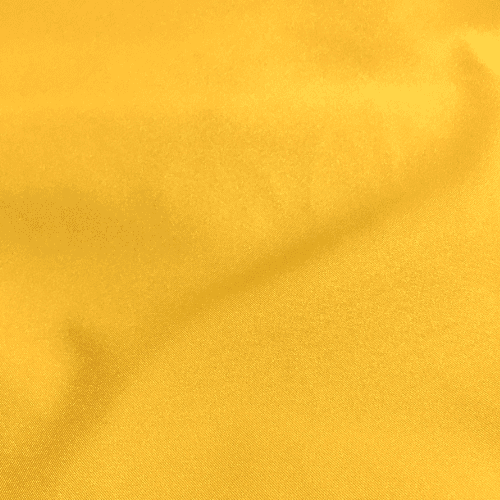 Bright Gold Shiny Tricot Spandex, yellow gold fabric, yellow fabric, swim fabric, cheer fabric