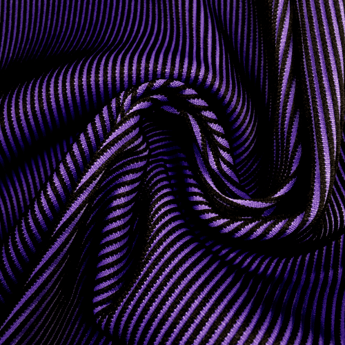 Magic Grape Textured Illusion Spandex, purple fabric, purple textured fabric