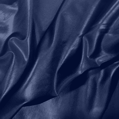 Navy Cire Spandex, blue fabric, faux leather fabric, blue faux leather fabric