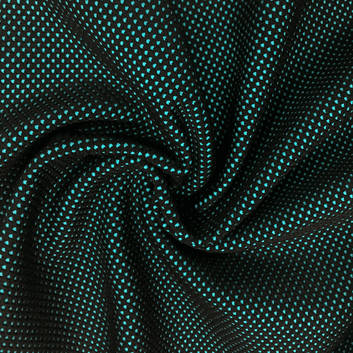 Mint Textured Web Spandex, mint fabric, textured fabric, mint green fabric