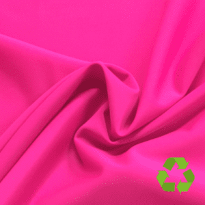 Dragon Fruit Virtue Repreve® Recycled Polyester Spandex, pink fabric, repreve fabric, recycled fabric, eco-friendly fabric, pink swim fabric
