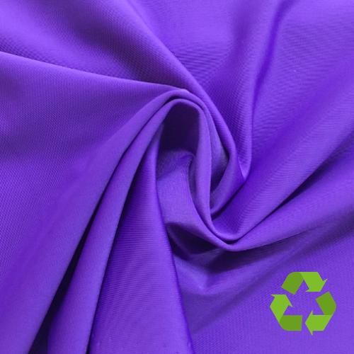 Plum Wine Virtue Repreve® Recycled Polyester Spandex, purple fabric, repreve fabric, recycled fabric, eco-friendly fabric, purple swim fabric