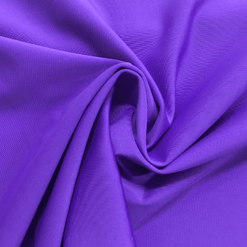 Plum Wine Virtue Repreve® Recycled Polyester Spandex, purple fabric, repreve fabric, recycled fabric, eco-friendly fabric, purple swim fabric