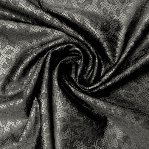Black Cheetah Web Spandex, cheetah print fabric, cheetah fabric, animal print fabric, dance fabric, leggings fabric