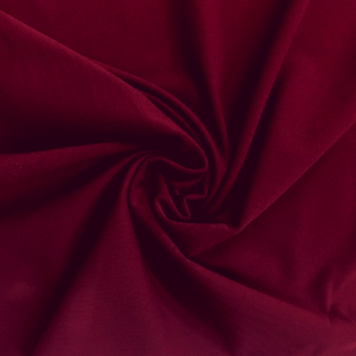 Bordeaux Zen ATY Nylon Spandex, red fabric, yoga fabric, athletic fabric