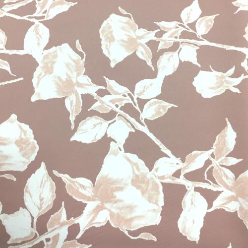 Effortless Floral Spandex, floral fabric, discount fabric, nude fabric
