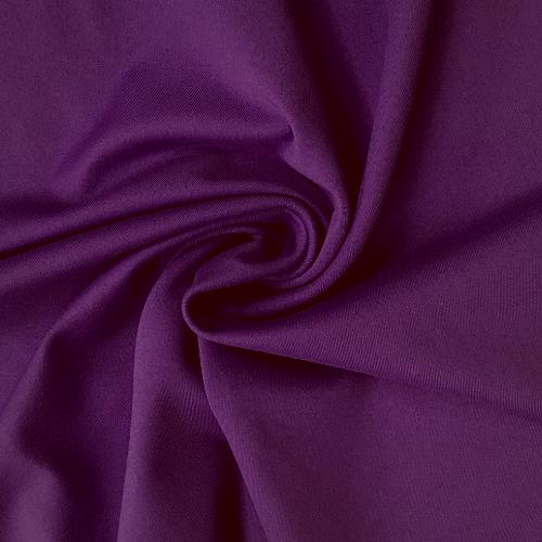 Imperial Purple Zen ATY Nylon Spandex, purple fabric, yoga fabric, athletic fabric