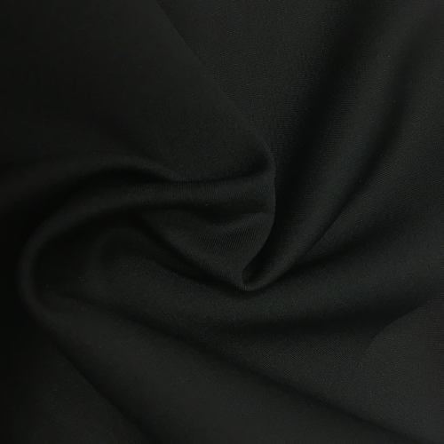 Black Enhance Spandex, black fabric, activewear fabric, leggings fabric, solid black fabric